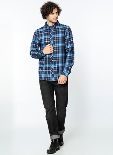 Ekose Desenli Uzun Kollu Gömlek-Billabong
